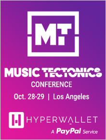 2019 Music Tectonics Music Conference