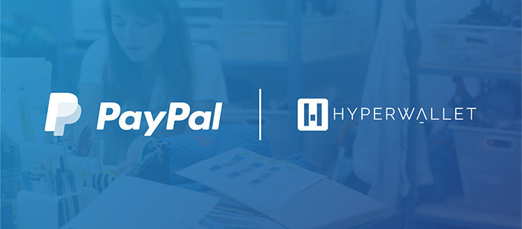 Hyperwallet and PayPal Announcement - PR