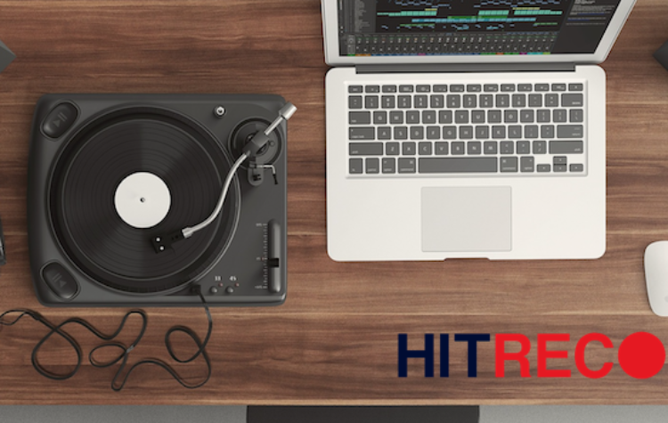 HitRECord Header