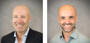 Peter Burridge, Chief Commercial Officer & Bill Crowley, Chief Product Officer