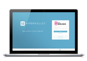 Hyperwallet Co-Branded Pay Portal