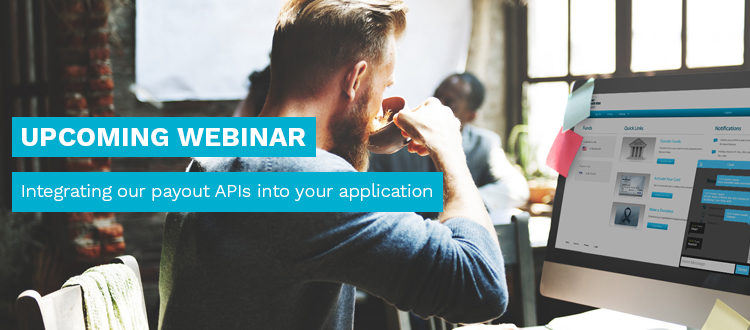Join Hyperwallet's Payout Integration API Webinar - Featured