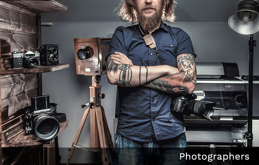 Payout Platform Photographers