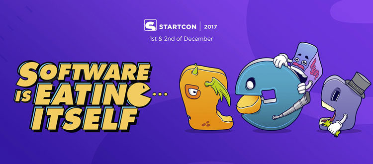 StartCon Event Header