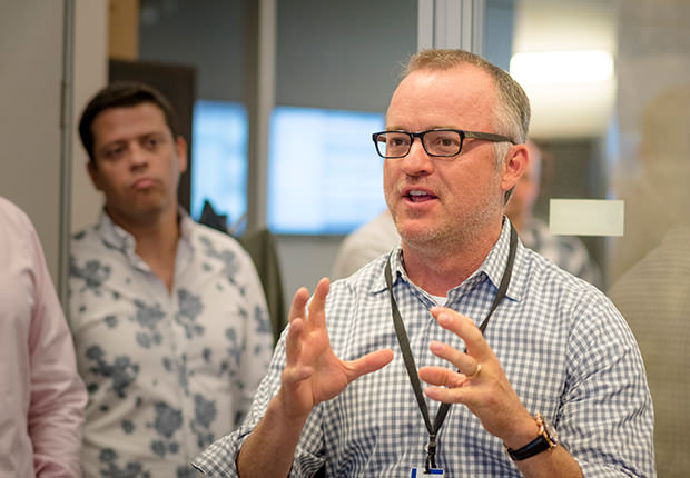 Hyperwallet CEO, Brent Warrington